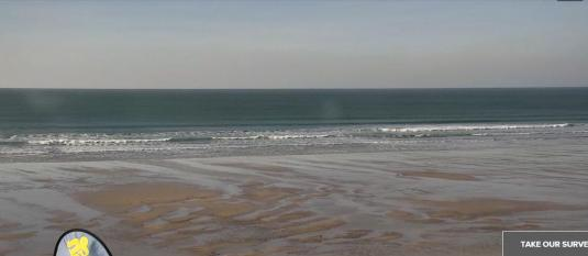 St Ouen Bay Surfing Beach Weather Web Cam Jersey Channel Islands
