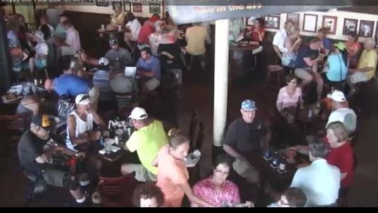Key West Hotels >> Live Sloppy Joes Bar People Watching Panorama Cam Key West ...
