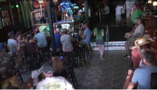 Irish Kevins Bar People Watching Bar Web Cam Key West Florida