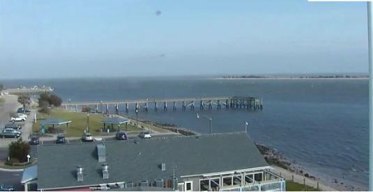 Southport Waterfront Beach Weather Web Cam Southport North Carolina