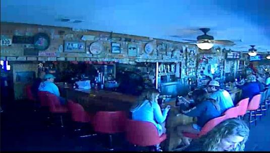Pensacola Beach Live Peg Leg Petes Pirate Restaurant Bar Web Cam Florida