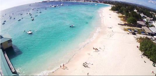 Carlisle Bay Beach Holiday Weather Webcam Bridgetown Island of Barbados