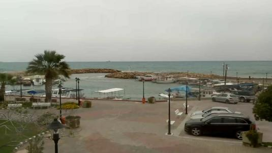 Bogazi Seaside Resort Weather Web Cam Karpaz Peninsula North Cyprus