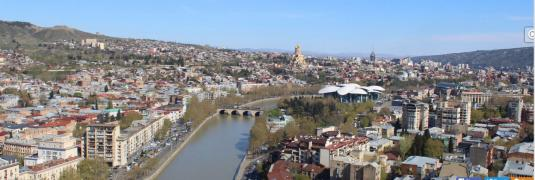 Tbilisi City Live Weather Web Cam City of Tbilisi Georgia