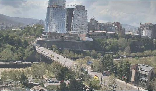 Tbilisi City Centre Weather Web Cam Tbilisi Georgia