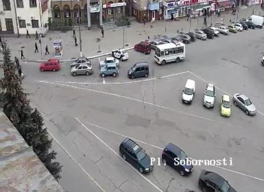 Uman City Centre Traffic Weather Webcam Uman City Ukraine