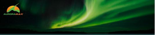 Yellowknife Live Northern Lights Auroras Webcam Canada