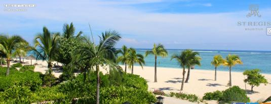 Le Morne Holiday Resort Beach Weather Webcam Mauritius
