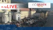 Brixen Town Square Weather Web Cam South Tyrol Italy
