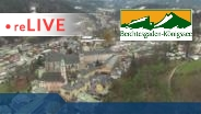 Berchtesgaden Town Live Panorama Weather Web Cam Bavaria Germany