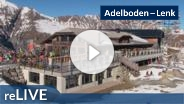 Adelboden Skiing Slopes Weather Web Cam Bern Switzerland