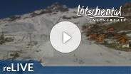 Lauchernalp Ski Resort Skiing Slopes Weather Web Cam Valais Switzerland